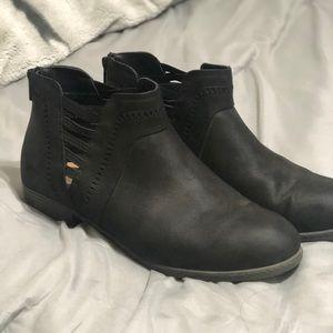 Size 11.5 Wide Torrid booties